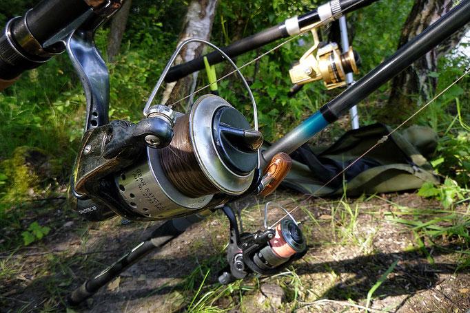 Ein Fliegenfischer geht fremd und hat kein schlechtes Gewissen ;O)