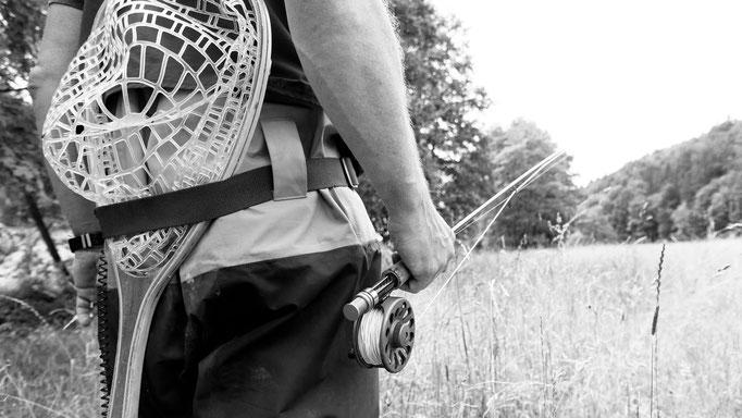 Fliegenfischen lernen / Fliegenfischen in Deutschland