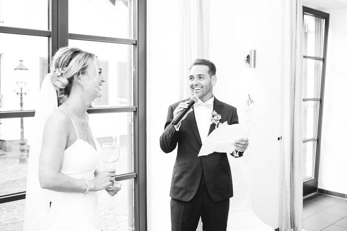 Details Hochzeit NRW Rede
