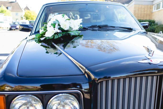 Details Hochzeit NRW Auto