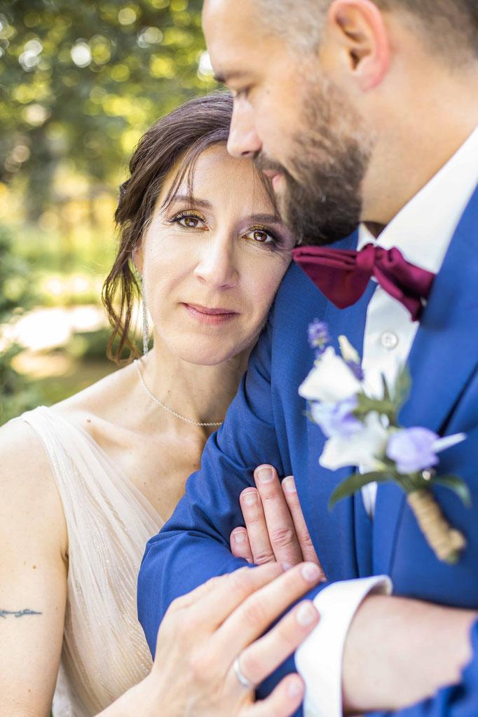 Hochzeit NRW Brautpaar Shooting Portraits