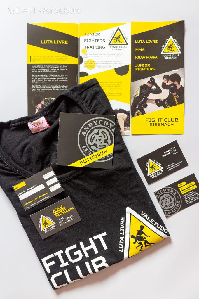 Corporate Design - DAINe Werbeagentur Gotha und Eisenach