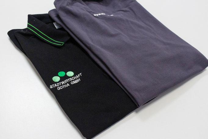 Polo-Shirt - Werbemittel - DAINe Werbeagentur Gotha und Eisenach