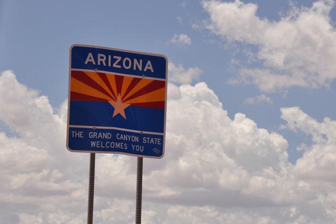 Frontiera Arizona