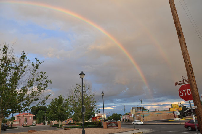 Albuquerque - New Mexico - Arcobaleno