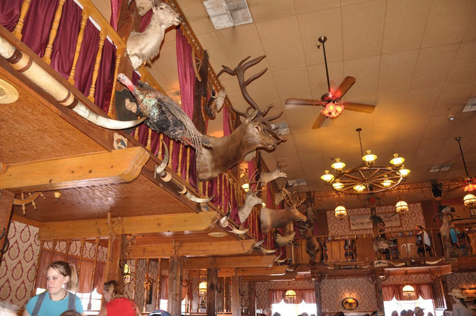 Amarillo - Texas - Big Texan Steak Ranch