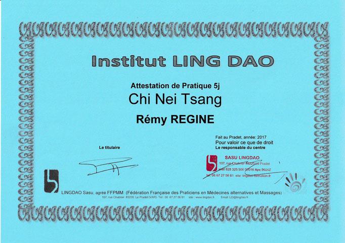 Chi Nei Tsang # Niveau 1