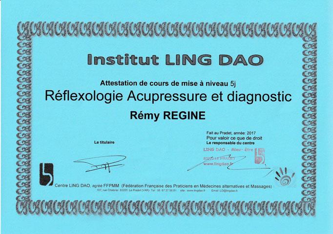 Réflexologie Acupressure & diagnostic
