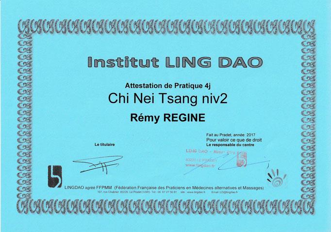 Chi Nei Tsang # Niveau 2