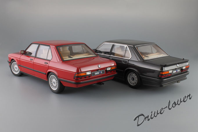 BMW M5 & M535i E28 Autoart