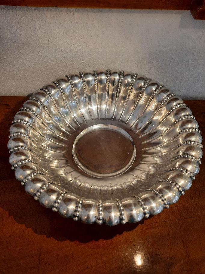 Silberschale Obstschale L. Posen Ffm 800er Silber