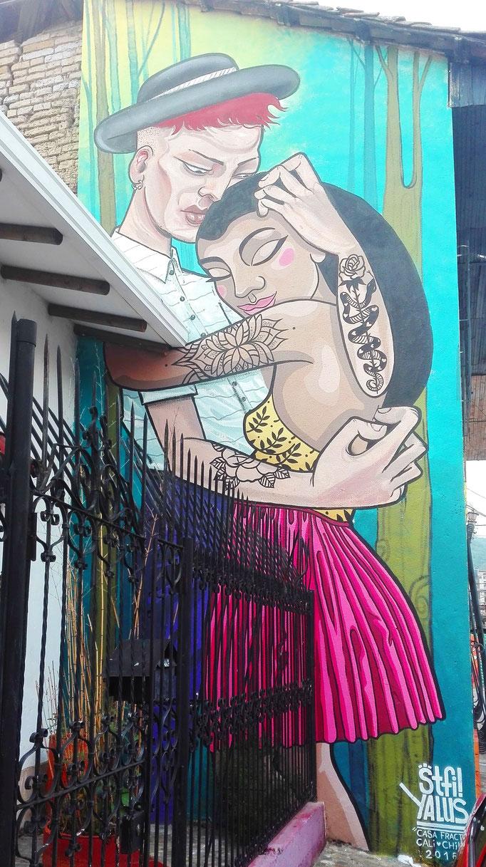 Cali Salsa Tanzen Kultur Reisen Kolumbien