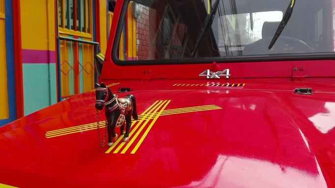 Willy Jeep Kolumbien Kultur Geschichte Reisen