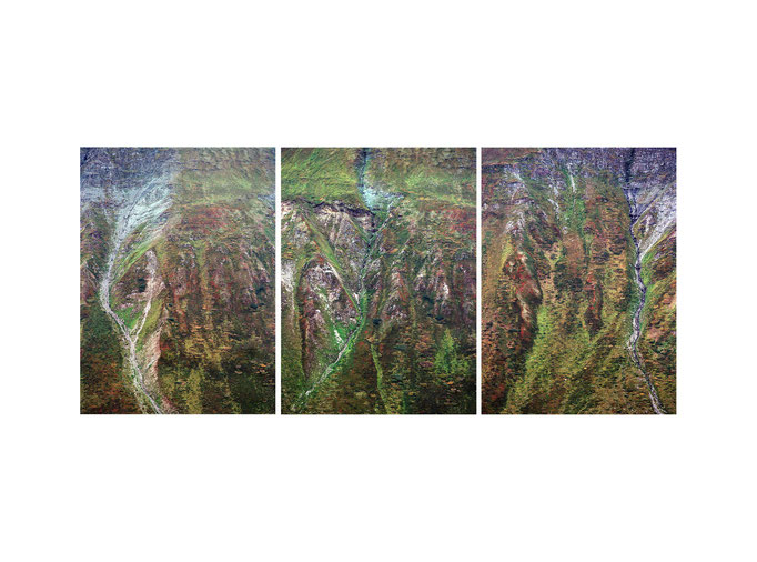Terrain #20 © Martin Tscholl - 2018 - 120 x 90 cm, edition: 9.