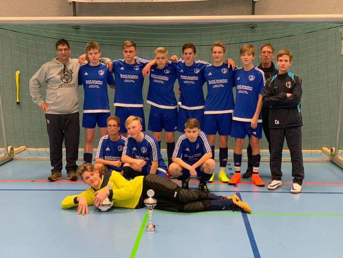 Sieger C-Jugend: JFV Aurich