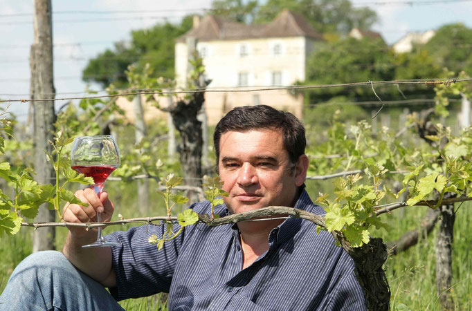 Domaine l'Ancienne Cure - Christian Roche