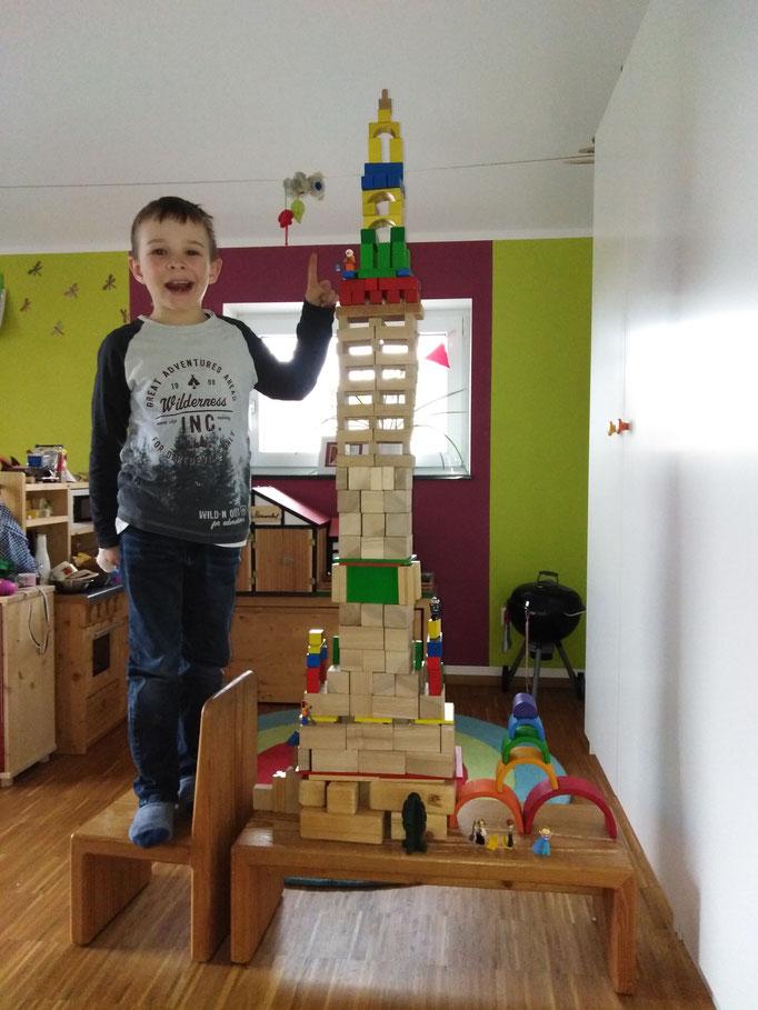 Der höchste Turm, Nils Kl. 1/2b