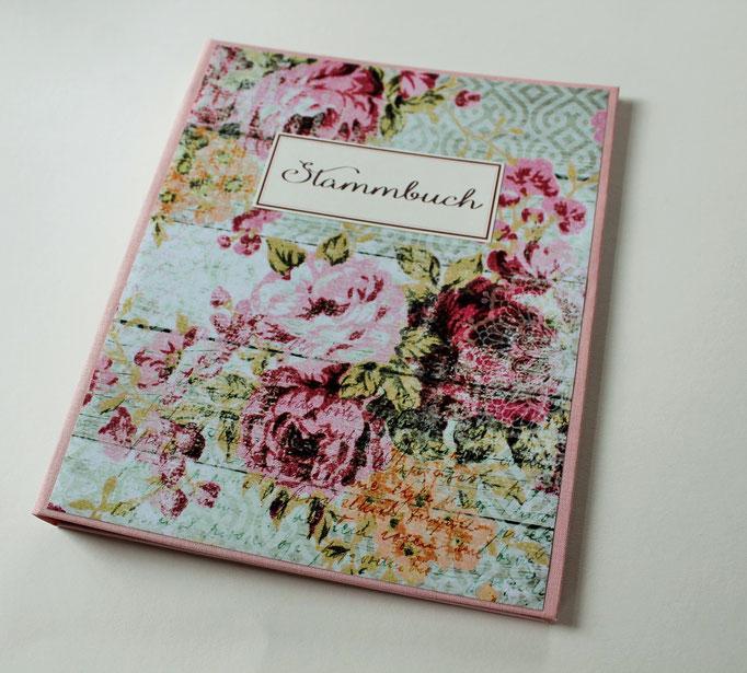 Stammbuch, Accessoire für die HOchzeit, Familienbuch, ausgefallenes Stammbuch für die Hochzeit, kleines Stammbuch Hochzeit