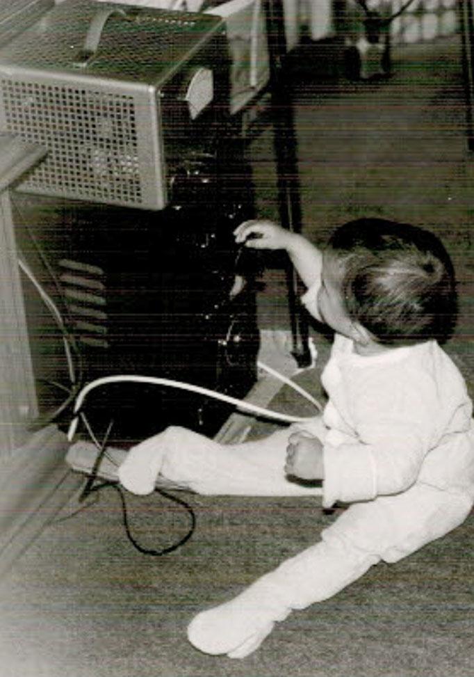 Am Funkgerät meines Vaters (1981)