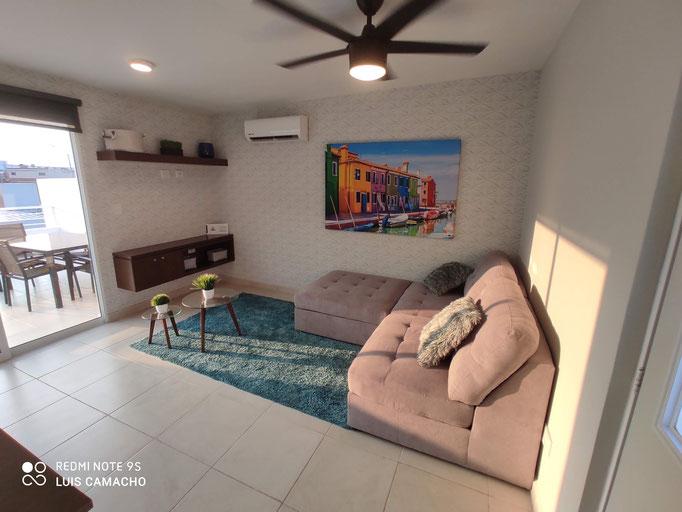 Cuarto de juegos tercer nivel casa modelo Verona Brianzzas Residencial Escobedo Nuevo Leon