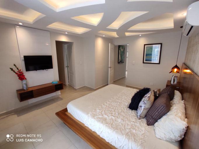 recamara principal casa modelo veneto, arezzo residencial, dominio cumbres