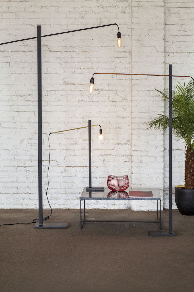 Lampe Flamingo von Serax