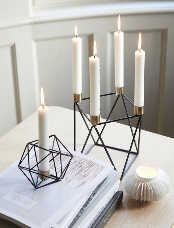 Kerzenhalter von Hübsch Interior