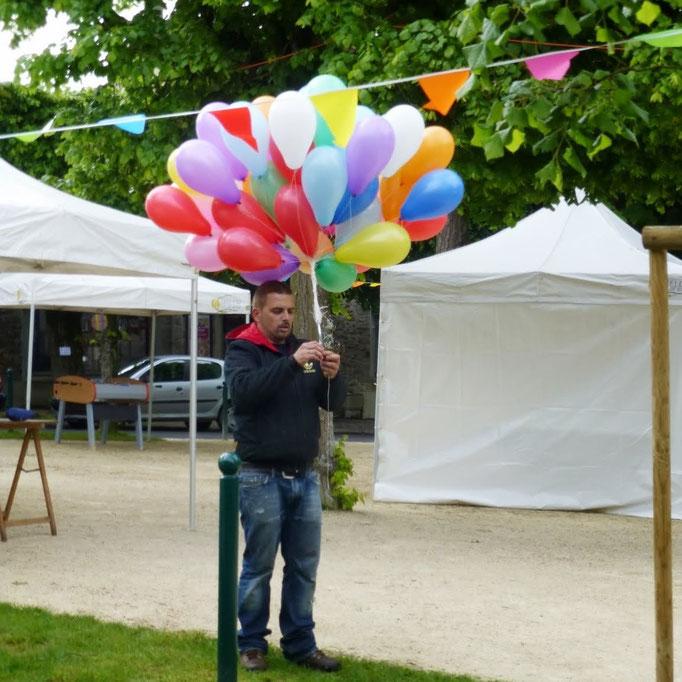 25 mai 2013 : De Melun à Fontainebleau