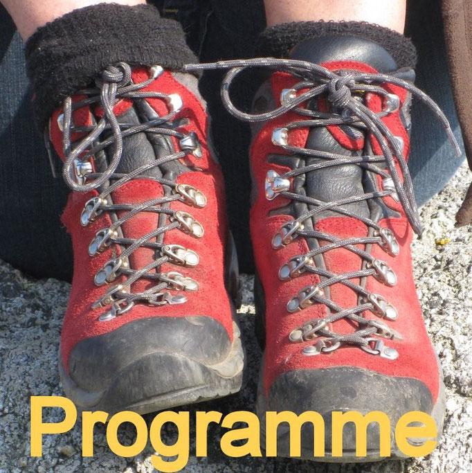 Le Programme Rando