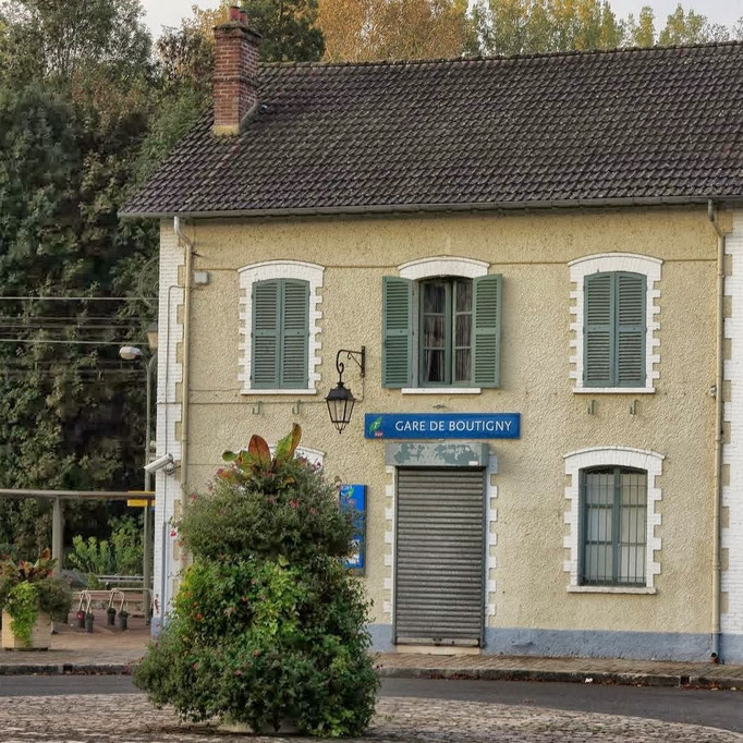 19 oct. 2013 : De Boutigny-sur-Essonne à Lardy