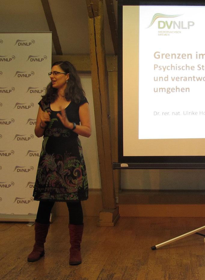 09.16 Vortrag Grenzen im Coaching bei psychischen Störungen (Foto: Benno Patzer)