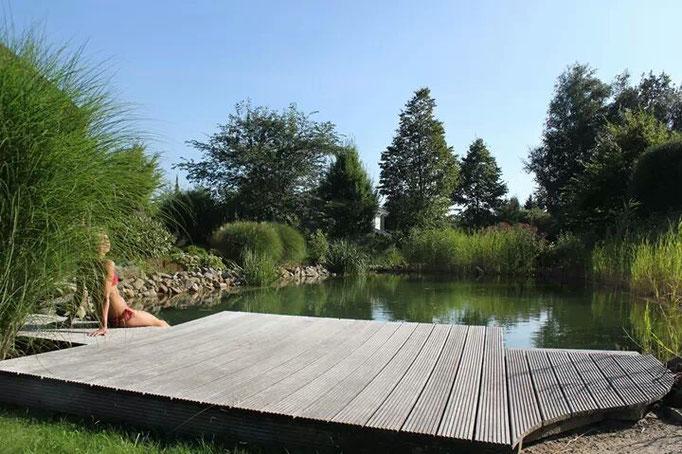 schwimmteich selbst anlegen sachverst ndiger gutachter garten und landschaftbau. Black Bedroom Furniture Sets. Home Design Ideas
