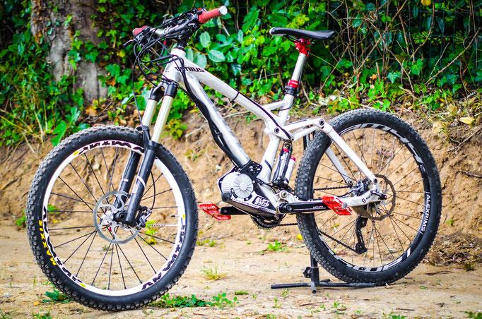 change classic bike into e-bike