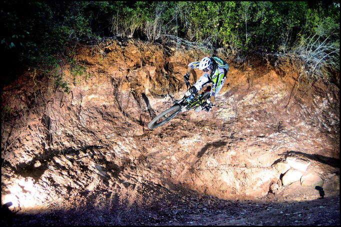 wall ride electrique mountain bike
