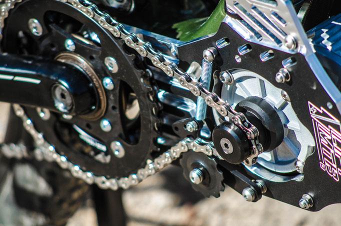 transphormer son vélo en vélo electrique
