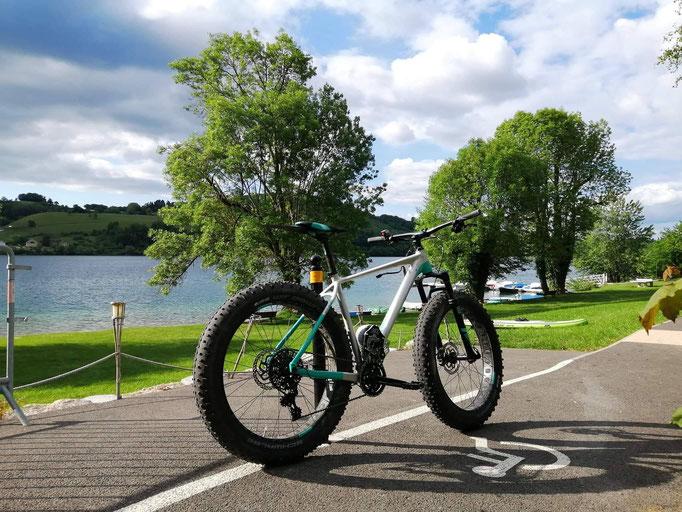 moteur electrique fat bike