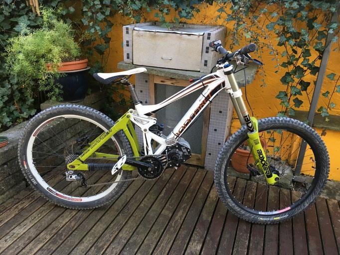 mondraker dh e-bike