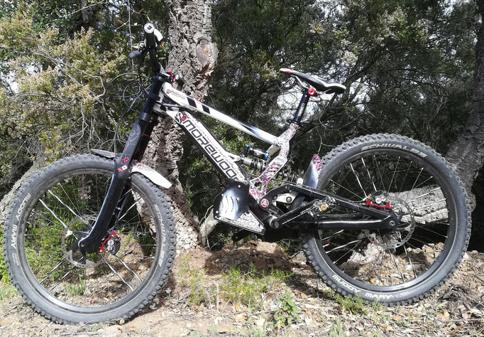 motor for bike