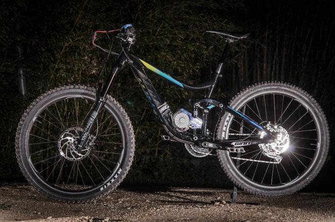 reign e-bike