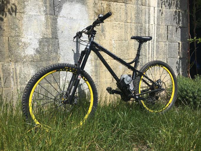 production privée e-bike