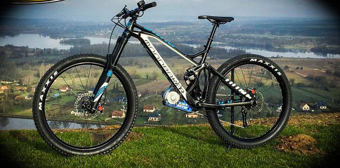 57.5 plus e-bike