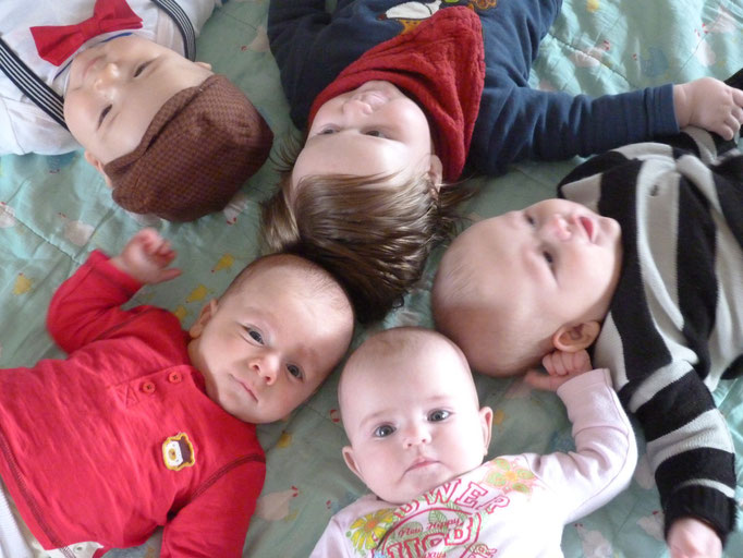 Babyrunde im Dezember