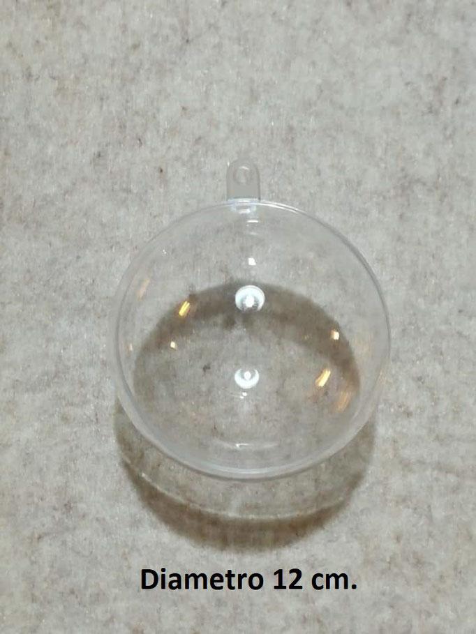 Sfera plexiglass 12
