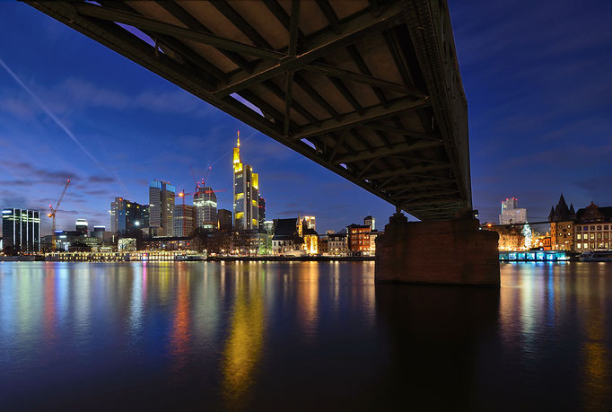 Eiserner Steg - Frankfurt am Main