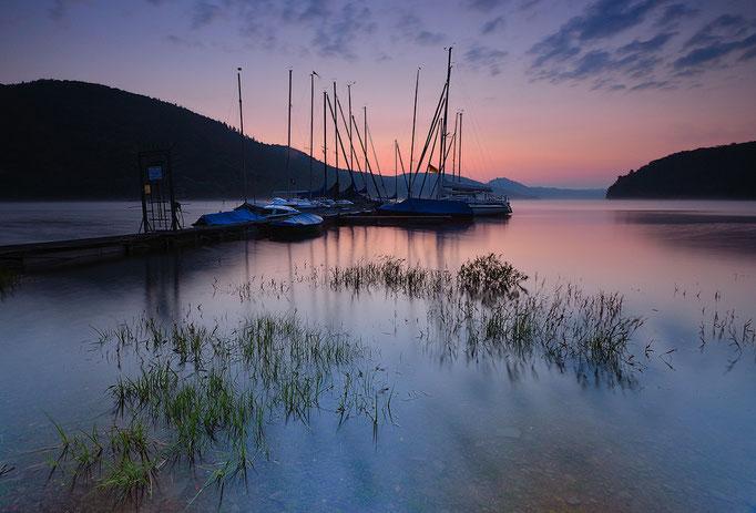 Daybreak Edersee