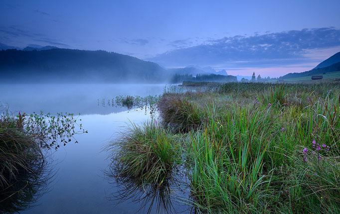 Geroldsee in Oberbayern