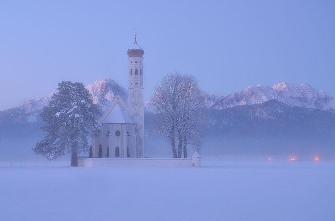 St. Coloman Kirche im Allgäu