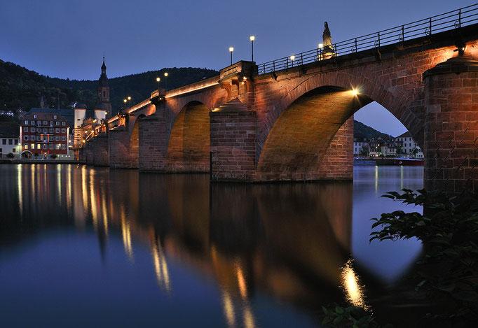 Alte Brücke - Heiderberg