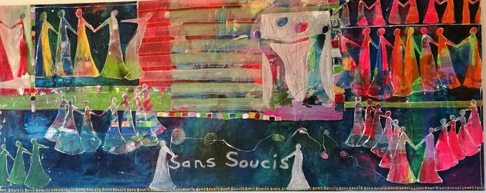 Sans Soucis, 180x90