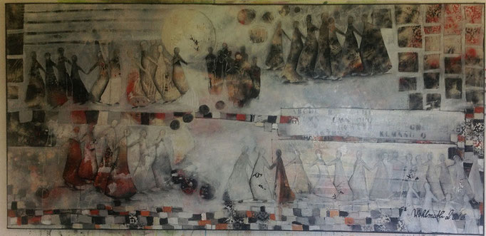the lost child, 200 x 90
